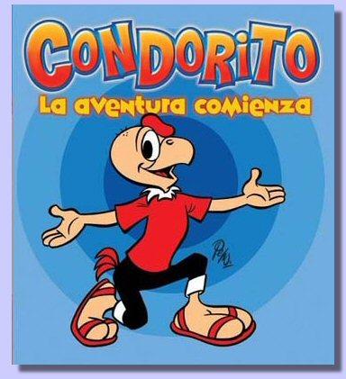Historietas de Condorito gratis [sin bajar nada]